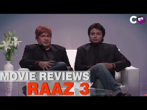 Movie Reviews - Raaz 3 by Suresh Menon & VJ Jose - Comedy On