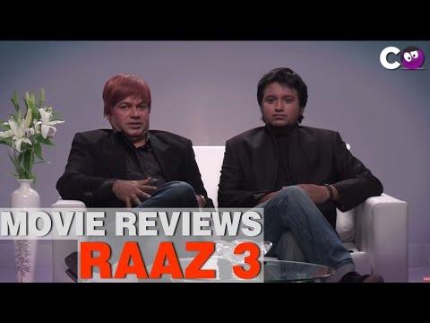 Movie Reviews - Raaz 3 by Suresh Menon & VJ Jose - Comedy One