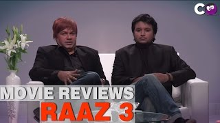 Movie reviews - raaz 3 by suresh menon & vj jose - comedy one