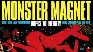 Monster Magnet - Dopes To Infinity - Reading 1995