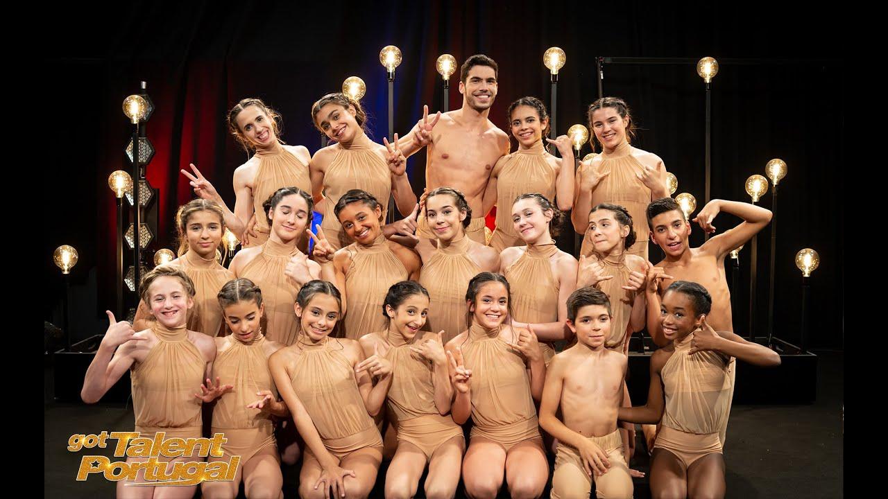 Acro Guimagym, uma excelente atuação sobre bullying | Got Talent Portugal 2021