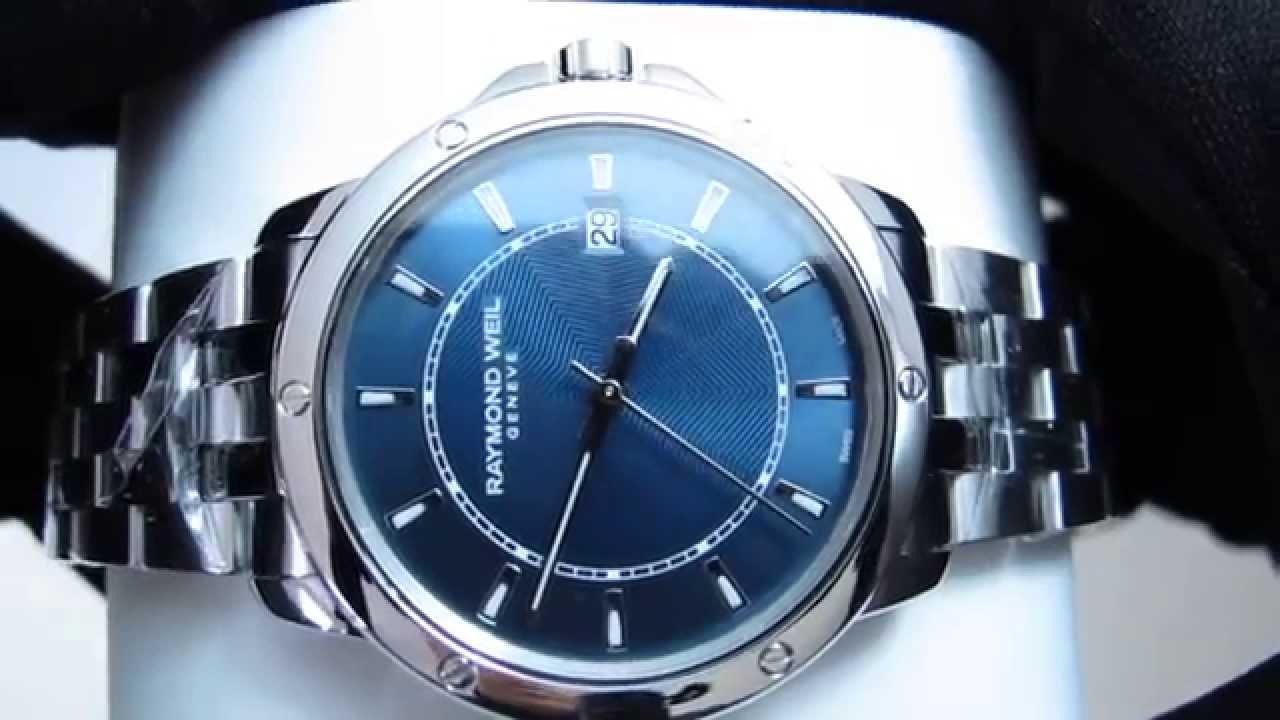 Мужские часы Raymond Weil 5591-ST-50001 Мужские часы Слава 1259385/2115-300