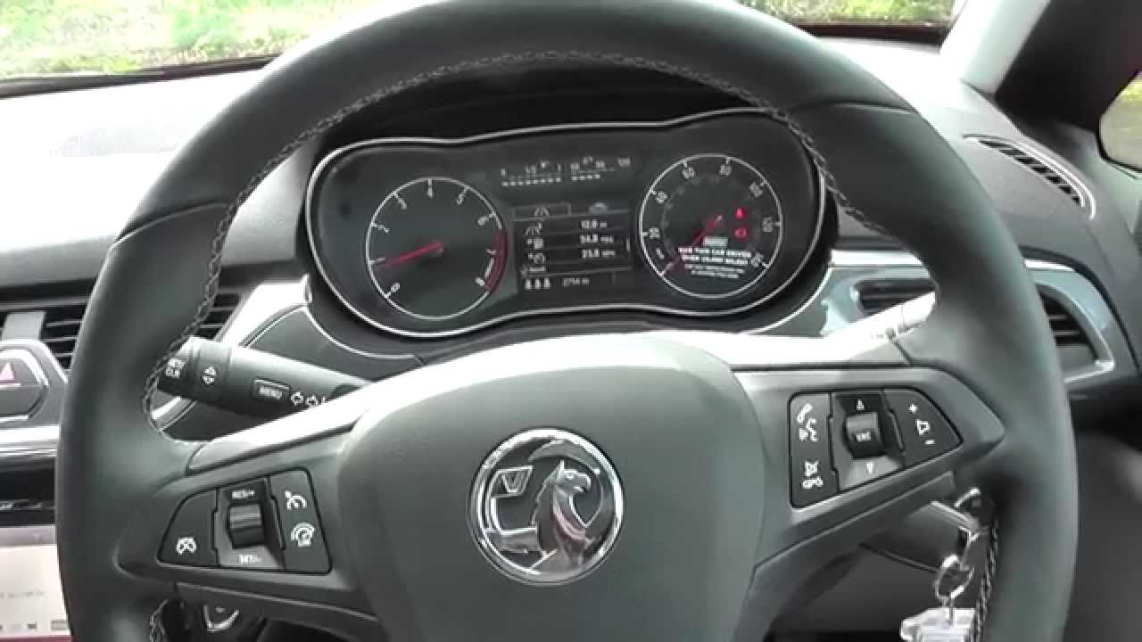 Vauxhall Opel Corsa E Interior Review - YouTube