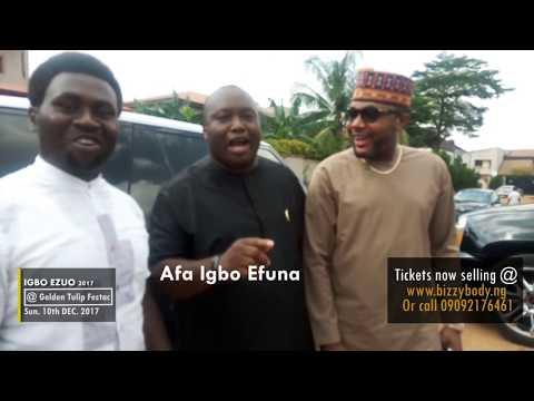 Ifeanyi Ubah and E- Money endorse Igbo Ezuo