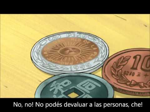 Nichijou - Episode 6 [Argentine peso, Yen, Wadokaichin] Spanish sub