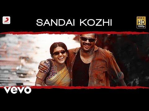 Aayitha Ezhuthu - Sandai Kozhi Tamil Lyric Video | A.R. Rahman
