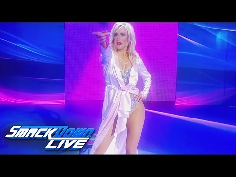 Lana is on her way to SmackDown: SmackDown LIVE, April 18, 2017
