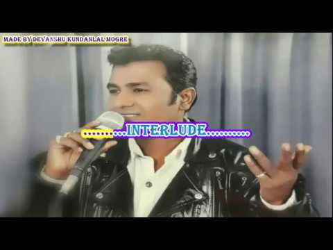 Thodi Thodi Piya Karo - Pankaj Udhas - Karaoke By Devanshu Mogre