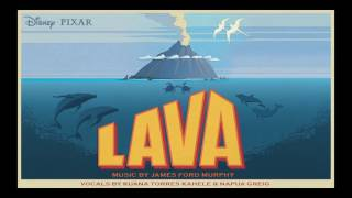 Gambar cover Kuana Torres Kahele, Napua Greig, James Ford Murphy   Lava From 'Lava' Audio Only