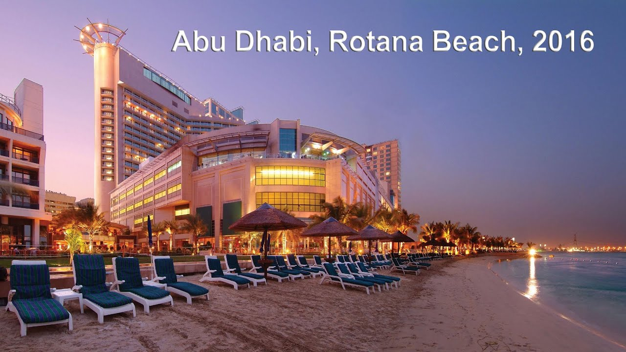Abu Dhabi Beach Hotels