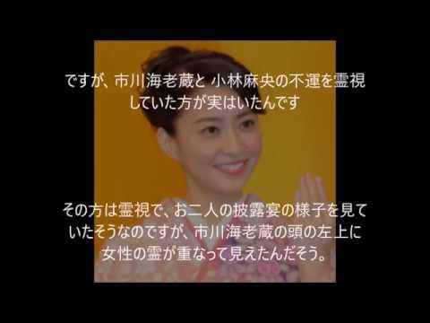市川海老蔵と 小林麻央を 霊視した結果がヤバい!ブログ kokoro 「シンデレラ」を更新!