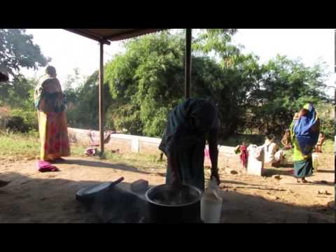 Malnutrition-Programm im Jeevan Jyoti Hospital in Meghnagar