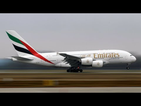Passengers fall ill on Emirates flight to NYC