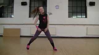 Little Nikki Says Choreography Lil-Js Street Hip Hop Fusion Dance Classes