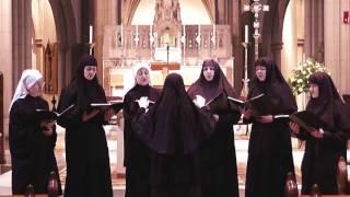 Концерт сестринского хора Свято-Елисаветинского монастыря в Англии и Ирландии