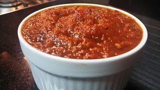 How To Make Italian Style Pizza Sauce At Home/Pizza Sauce Recipe/Delicious Pizza&Pasta Sauce Recipe