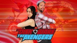 MARVEL MONDAYS:  Disk Wars: The Avengers