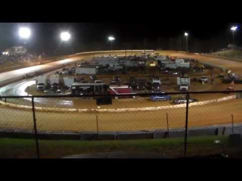 Friendship Motor Speedway(LIMITED SPORTSMEN) 4-4-15
