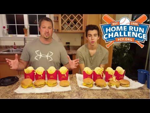Home Run Burger Challenge!!