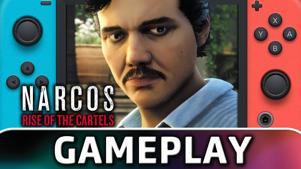 Narcos: Rise of the Cartels | First 15 Minutes on Nintendo Switch