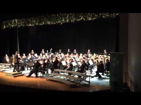 Dublin Wind Symphony, Dec 12, 2015