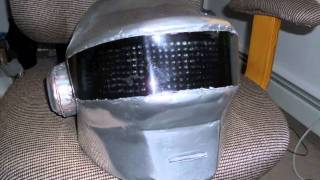 DIY Daft Punk Thomas Helmet