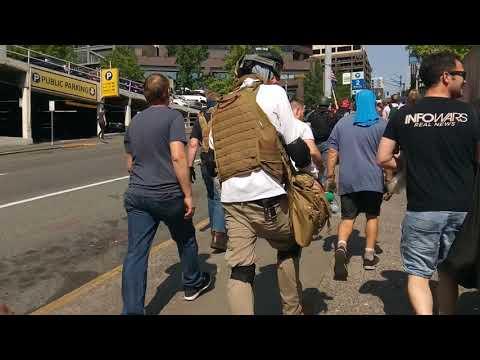 Liberty or Death, Seattle Washington