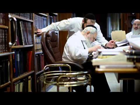 4 Minutes With Rabbi Ovadia Yosef    ארבע דקות עם הרב עובדיה יוסף