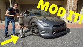 5 Modifications Every R35 Nissan GT-R NEEDS!