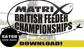 BRITISH FEEDER CHAMPIONSHIP / FISHING TACKLE / FISHING VLOG - THURSDAY NIGHT VLOG