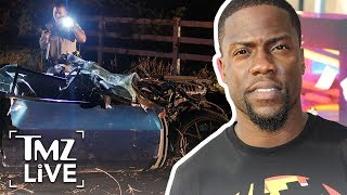 Kevin Hart: Wreck Report Released | TMZ Live