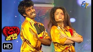 Nithesh and Garima Performance | Dhee Jodi | 13th February 2019 | ETV Telugu
