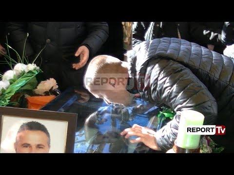 Report TV - Përcillet për në banesën e fundit Aleksandër Ndoka