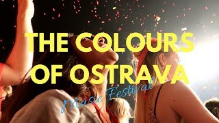 My First Music Festival | The Colours of Ostrava VLOG 13