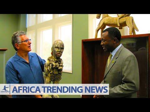 France Set to Return Stolen Art From Africa