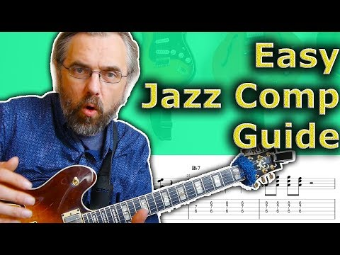 The Quick Way To Learn Jazz Comping - Simple & Direct