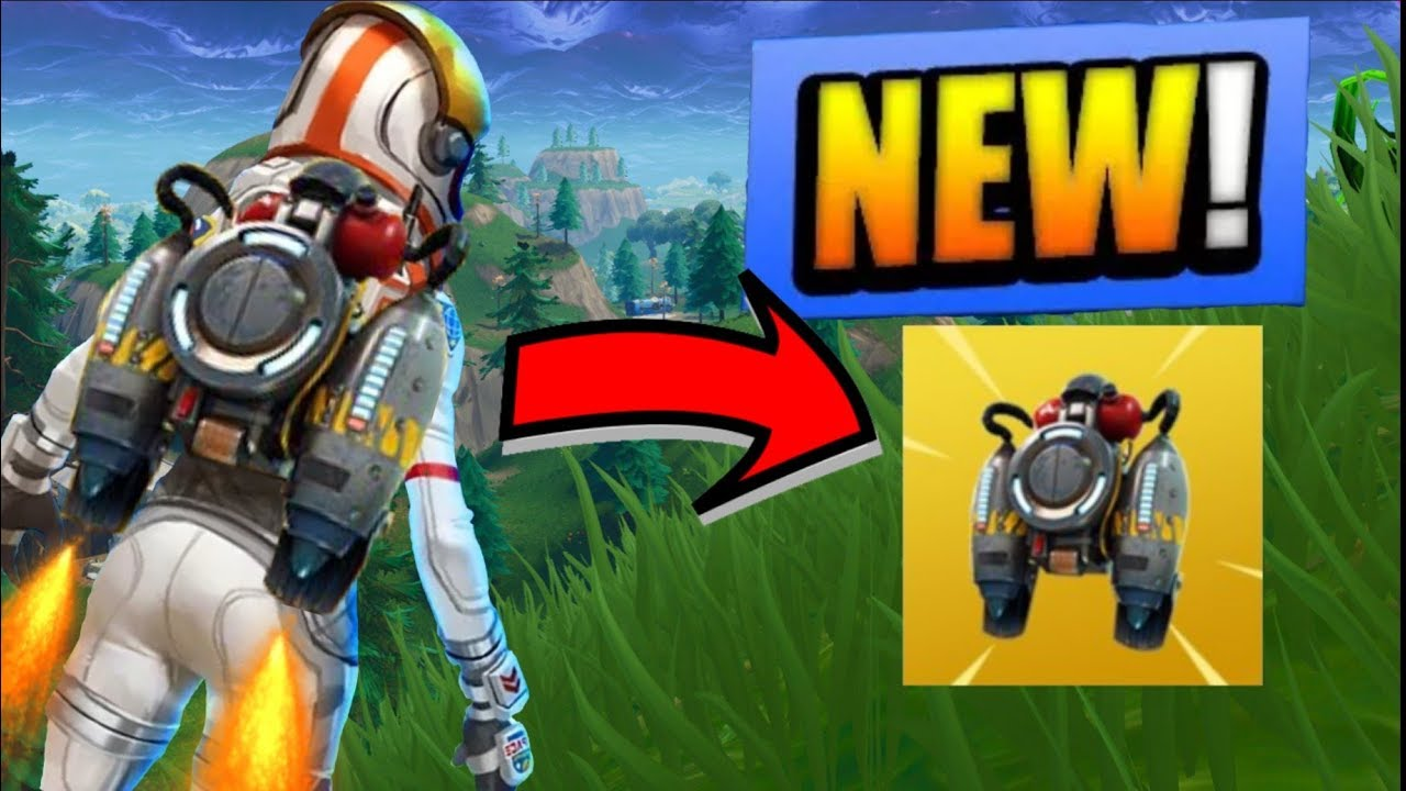 new jetpack coming to fortnite fortnite battle royale news sneak peak - when is the jetpack coming to fortnite