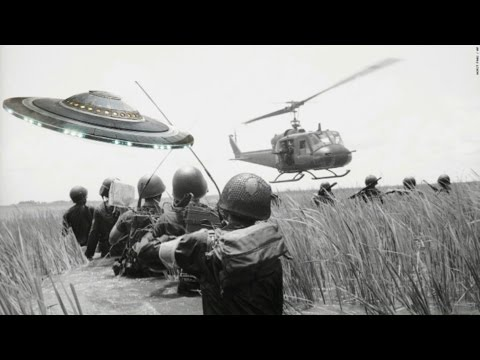 Why Military Personnel Believe UFOs And Aliens Were Involved in the Vietnam War