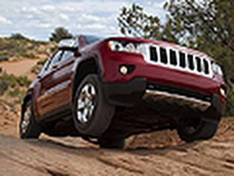 First Drive: 2011 Jeep Grand Cherokee