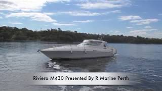 Riviera M430 For Sale - R Marine Perth