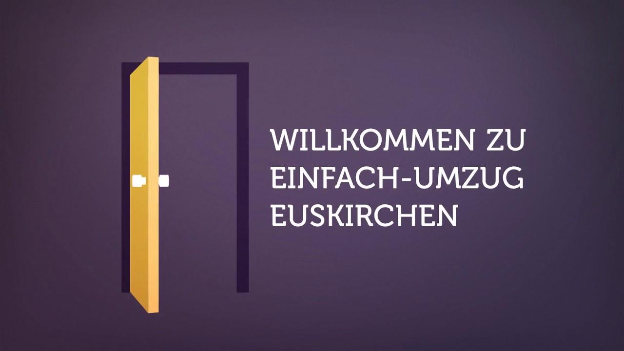 Einfach Umzugsunternehmen in Euskirchen