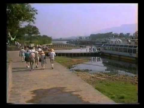 """China Today 1990"" - part 1 ""Guilin""."