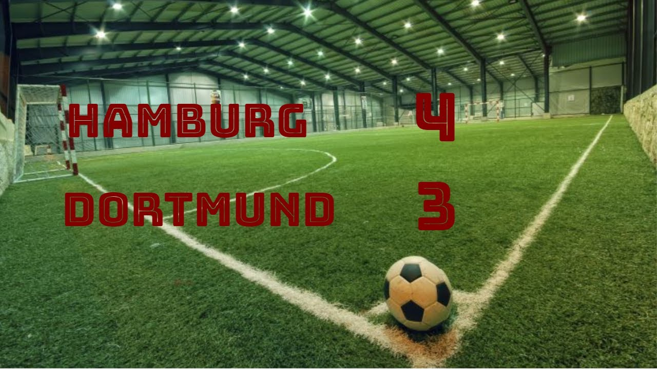 Hamburg Vs Dortmund