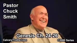 01 Genesis:24-26 - Pastor Chuck Smith - C2000 Series