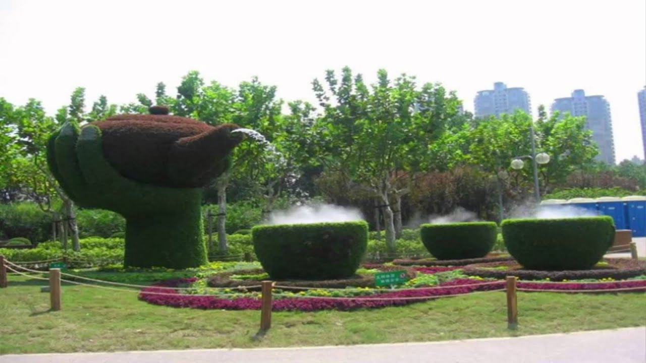 El jardin botanico de montreal youtube for El jardin botanico