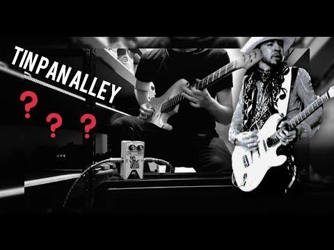SRV Tin Pan Alley Tone Test w/ Pedal Pawn Fuzz