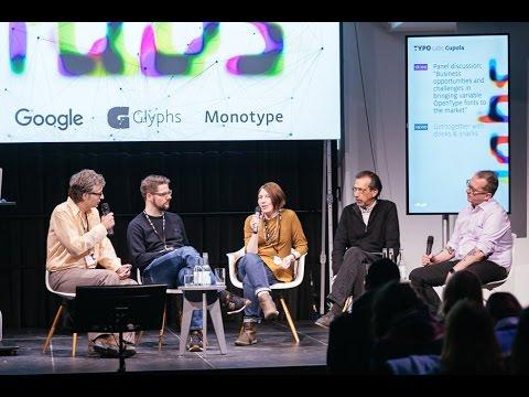 TYPO Labs 2017 |Panel discussion