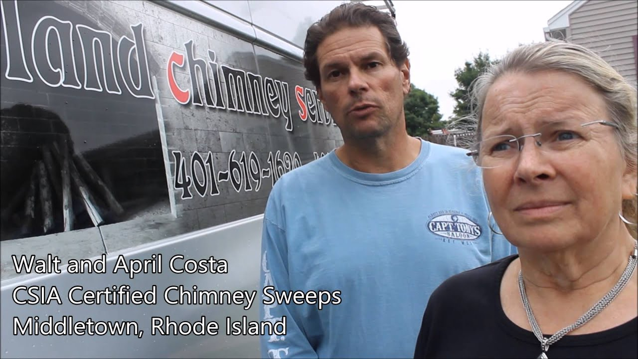 What Csia Certification Means To Us Chimney Sweeps Youtube