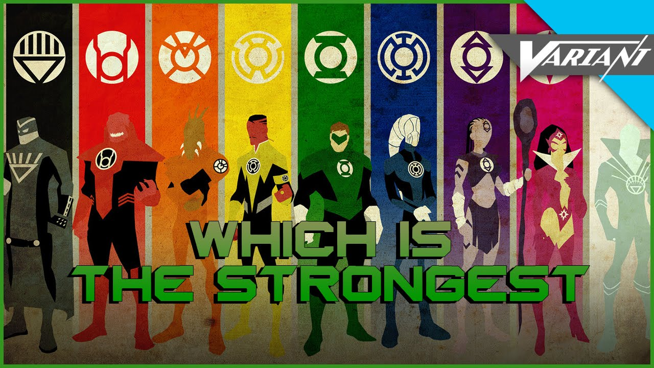 Most Powerful Green Lantern Ring