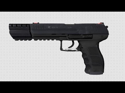 [Payday 2] Contractor Pistol